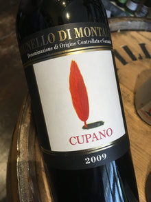 Cupano Brunello di Montaclino 2009 75cl