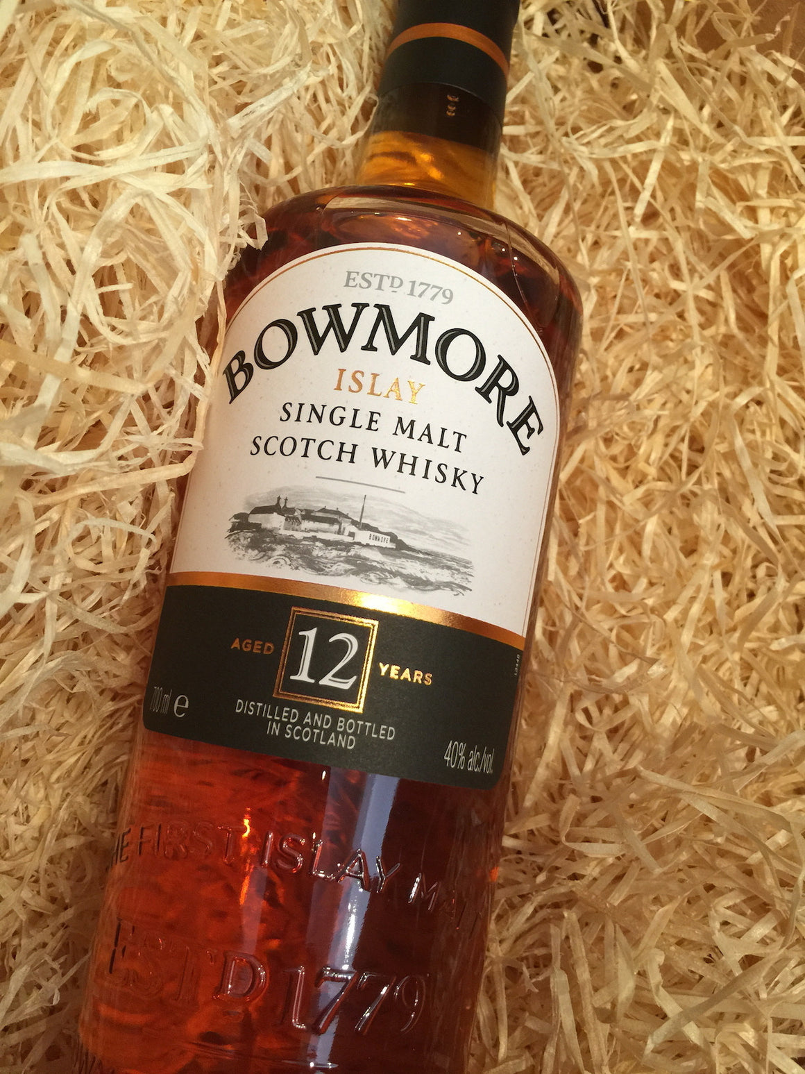 Bowmore 12 Year Old 70cl