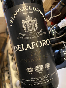 Delaforce Vintage Port 2000 75cl