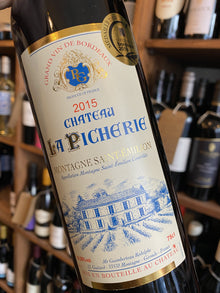 Chateau la Picherie 2015 75cl