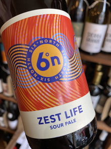 6 Degrees North Zest Life Sour Pale 33cl