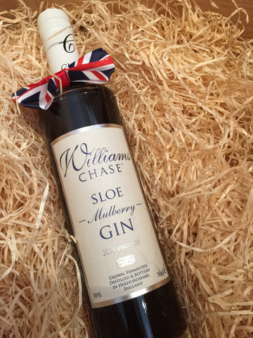 Williams Chase Sloe & Mulberry Gin 2013 50cl