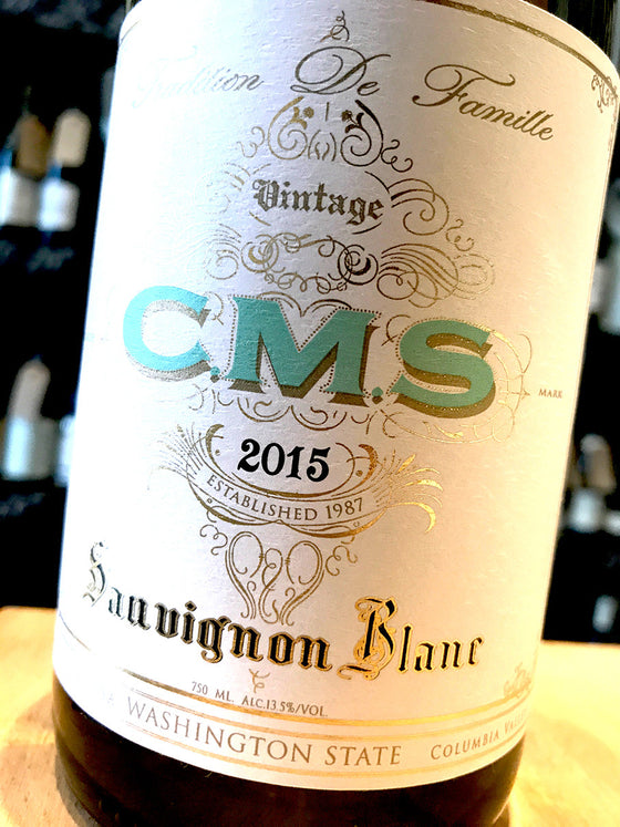 Hedges Family Estate CMS Sauvignon Blanc 2015 75cl