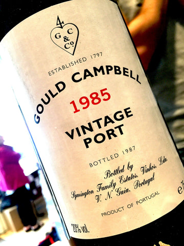 Gould Campbell Vintage Port 1985 75cl