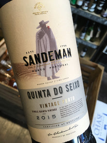 Sandeman Quinta do Seixo Vintage Port 2015