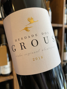 Herdade dos Grous Red 2018 75cl