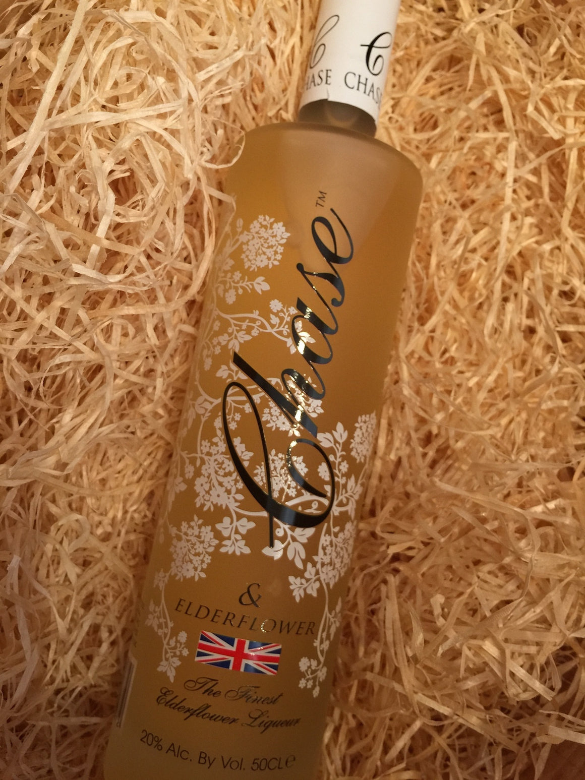 Chase Elderflower Liqueur 50cl