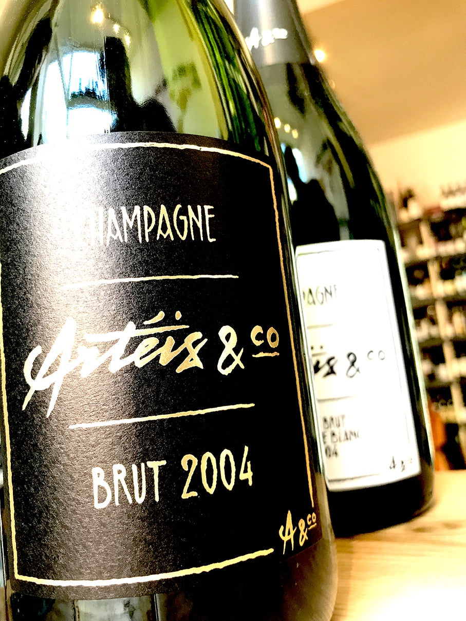 Arteis & Co Brut 2004 75cl