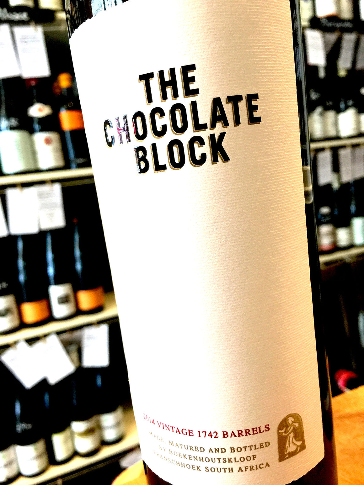 Boekenhoutskloof The Chocolate Block 2014 75cl
