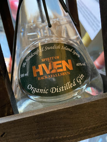 Spirit of Hven Organic Gin 50cl