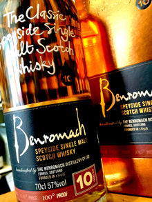 Benromach 100 Proof 10 Year Old 70cl