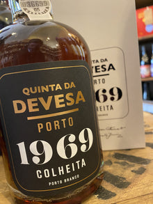 Quinta da Devesa 1969 Colheita White Port 50cl