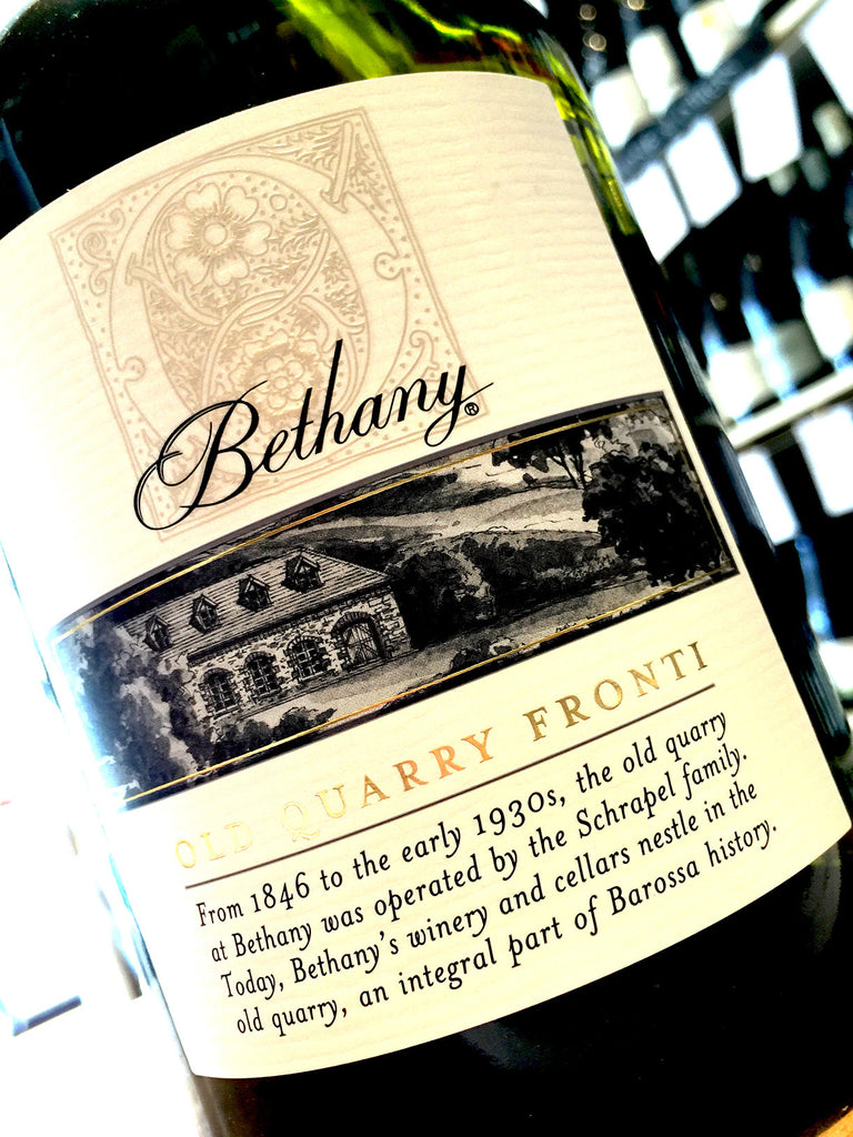 Bethany Old Quarry Fronti Fortified Wine NV 75cl