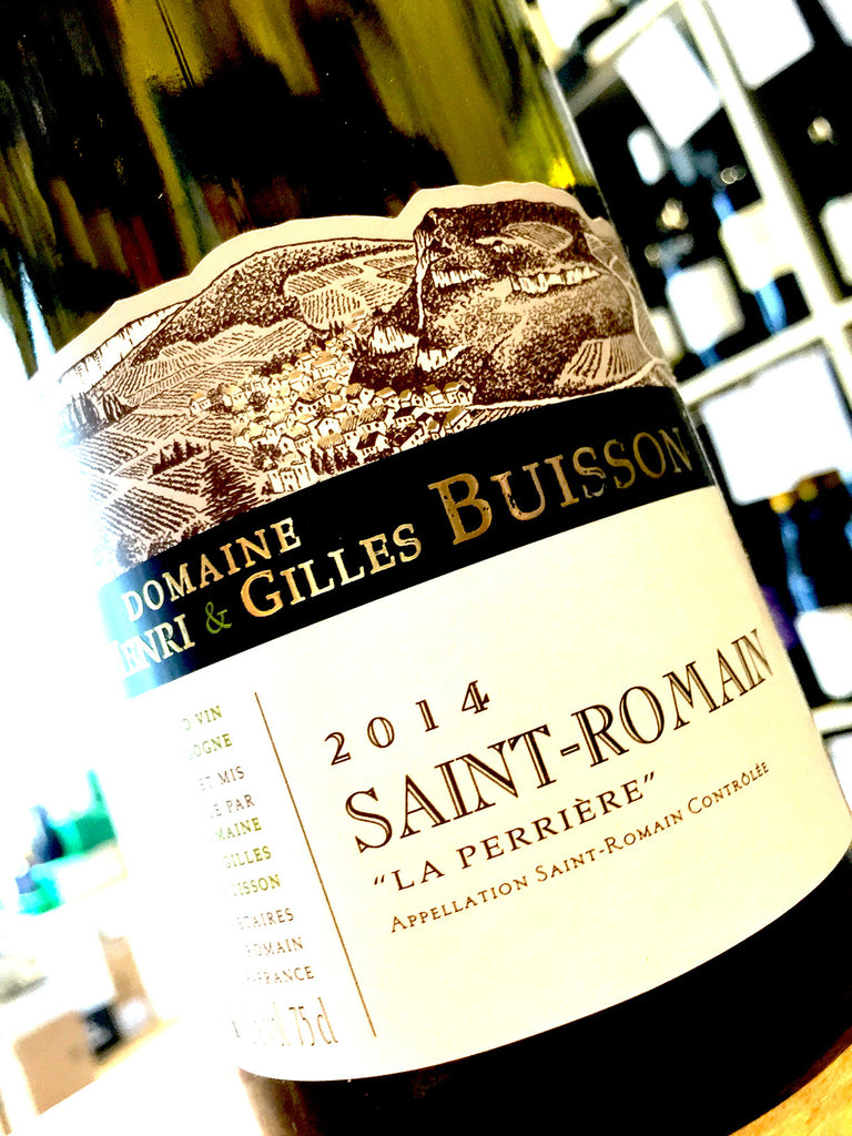 Domaine Henri & Giles Buisson Saint-Romain La Perriere 2014 750ml