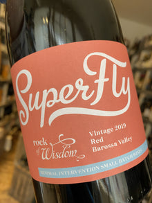 Rock of Wisdom Superfly Shiraz 2019 75cl