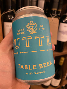 Futtle Organic Table Beer 33cl