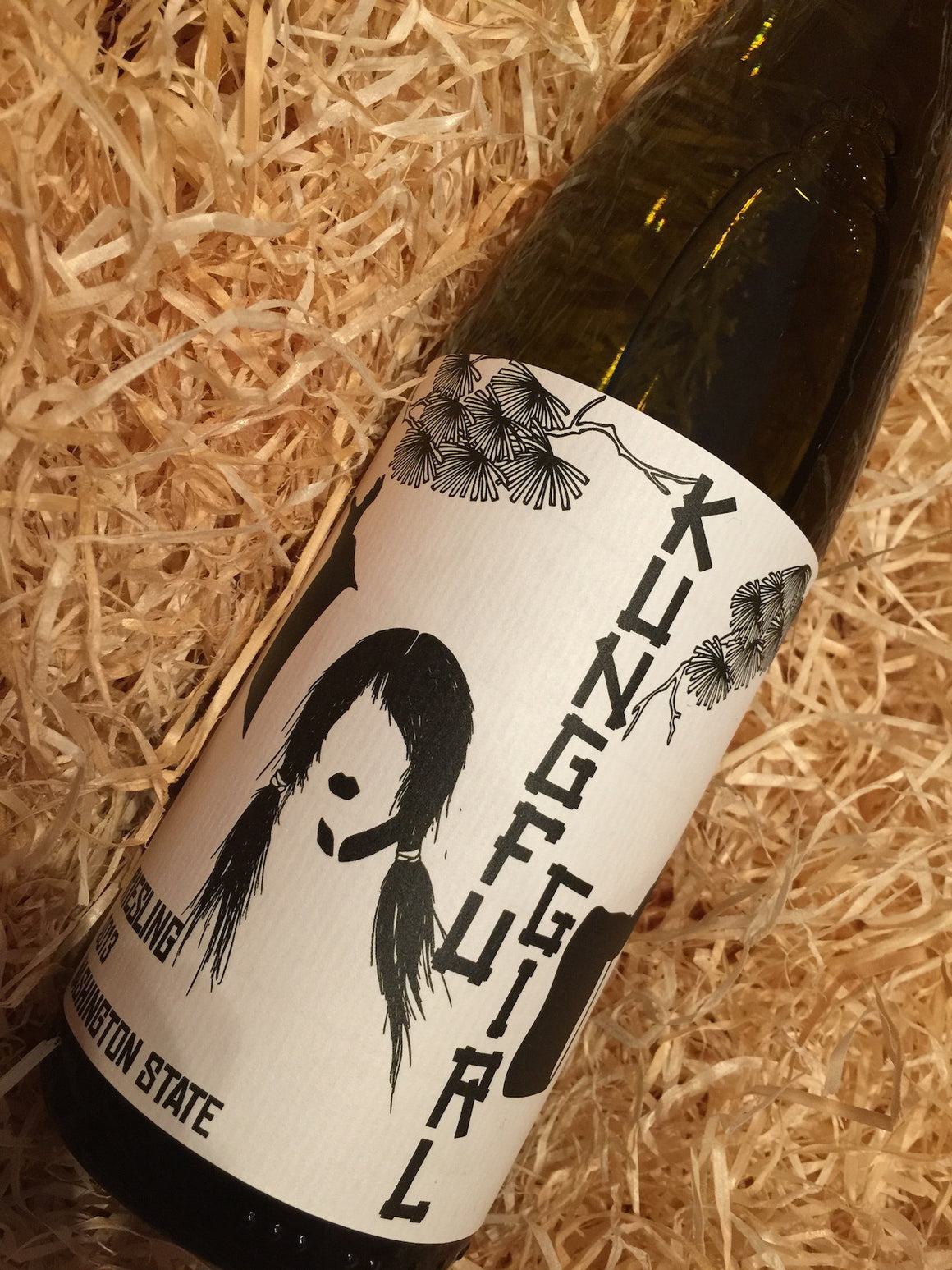 Charles Smith Kung Fu Girl Riesling 2014 75cl