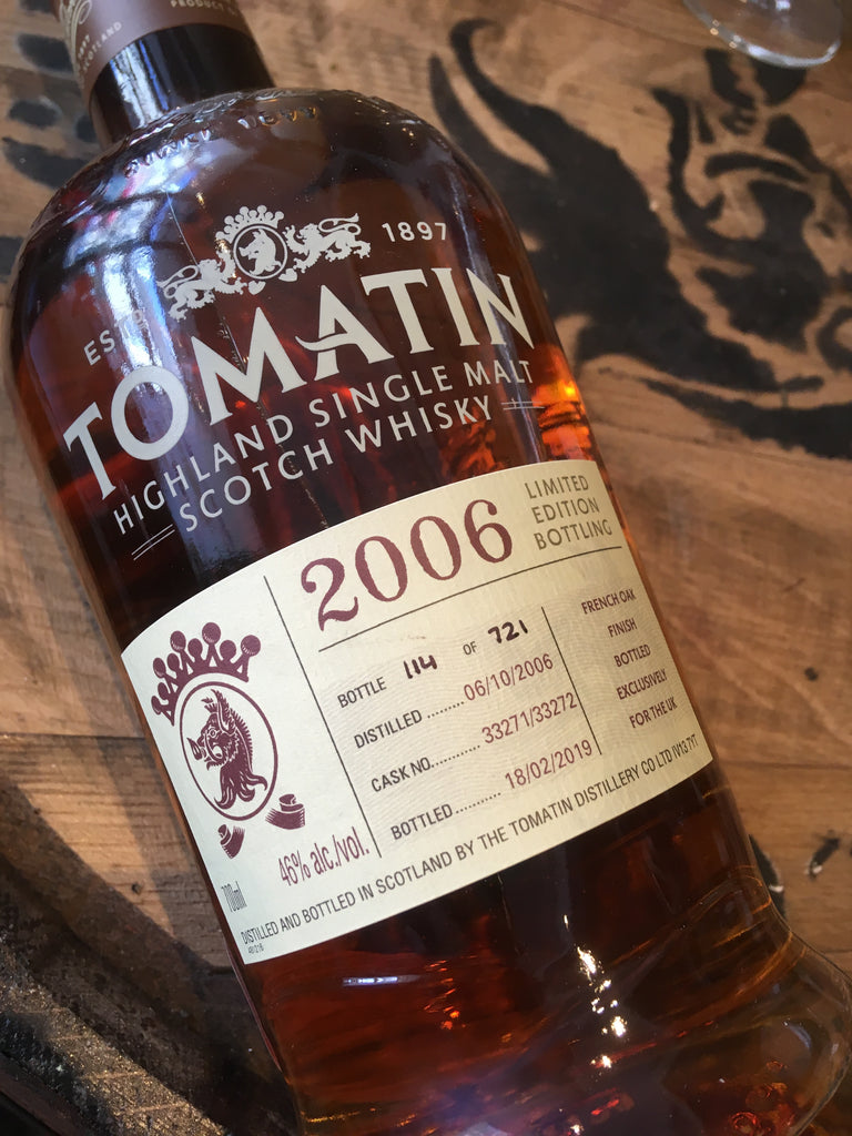 Tomatin 2006 70cl