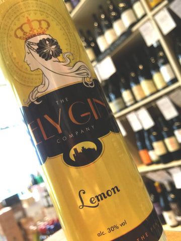The Ely Gin Company Lemon Gin 50cl