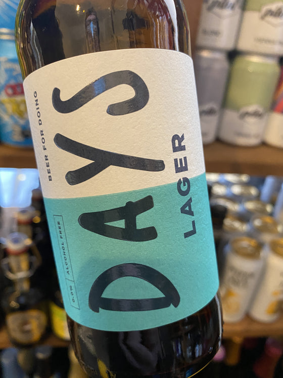 Days Lager 33cl
