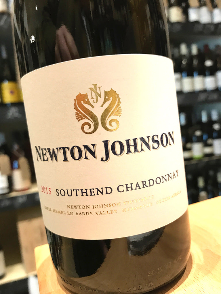 Newton Johnson Southend Chardonnay 2015 75cl