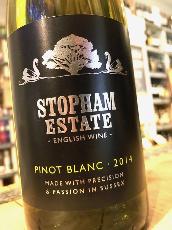 Stopham Estate Pinot Blanc 2014 75cl
