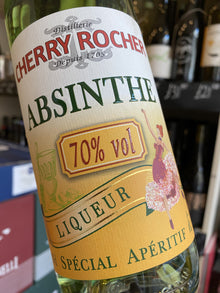 Cherry Rocher Absinthe 70cl