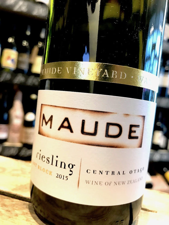 Maude East Block Riesling 2015 75cl