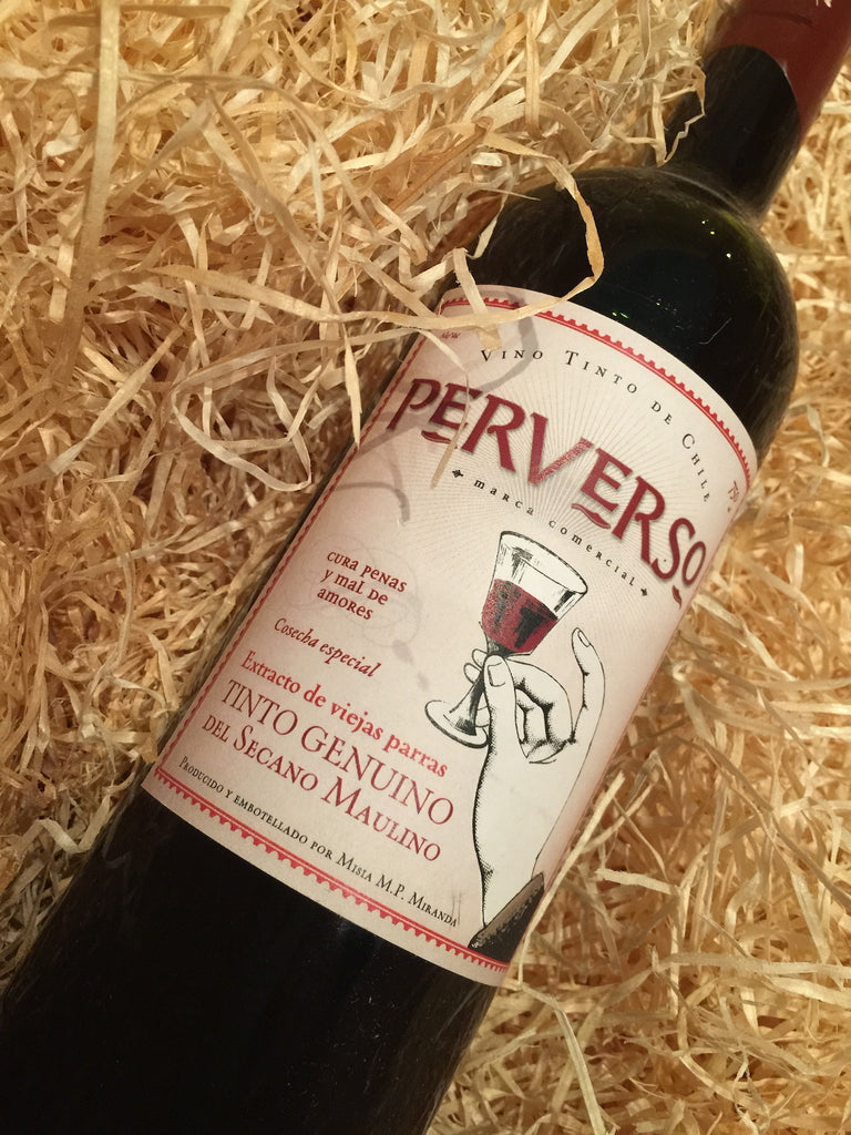 Garage Wine Co Perverso NV 75cl