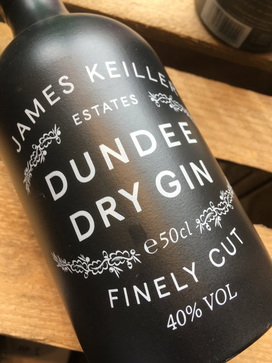 James Keiller Dundee Dry Gin 50cl