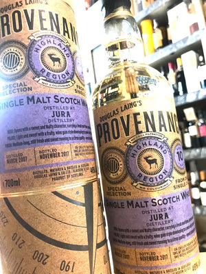 Douglas Laing Jura 2007 Provenance 10 Year Old 70cl
