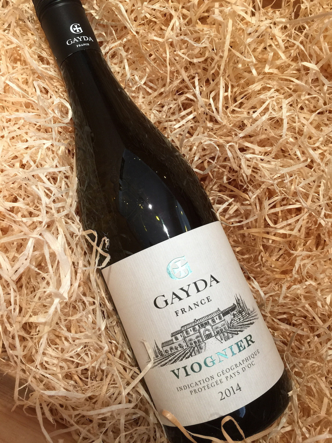 Domaine Gayda Viognier 2014 75cl