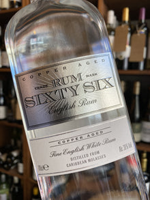 Foursquare Distillery Rum Sixty Six White 70cl