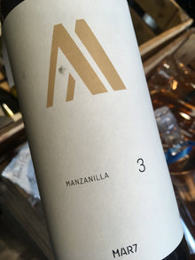 Mar 7 Manzanilla Sherry 75cl