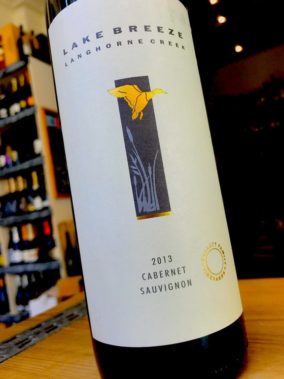 Lake Breeze Cabernet Sauvignon 2013 75cl