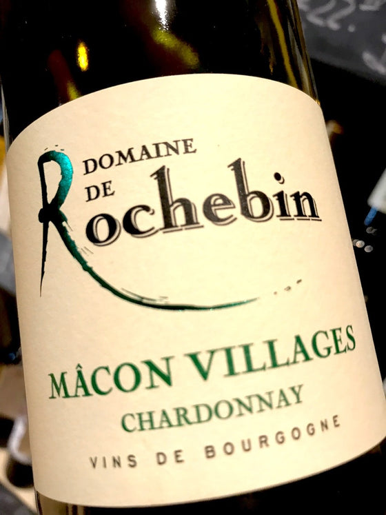 Domaine Rochebin Macon Villages 2015 75cl