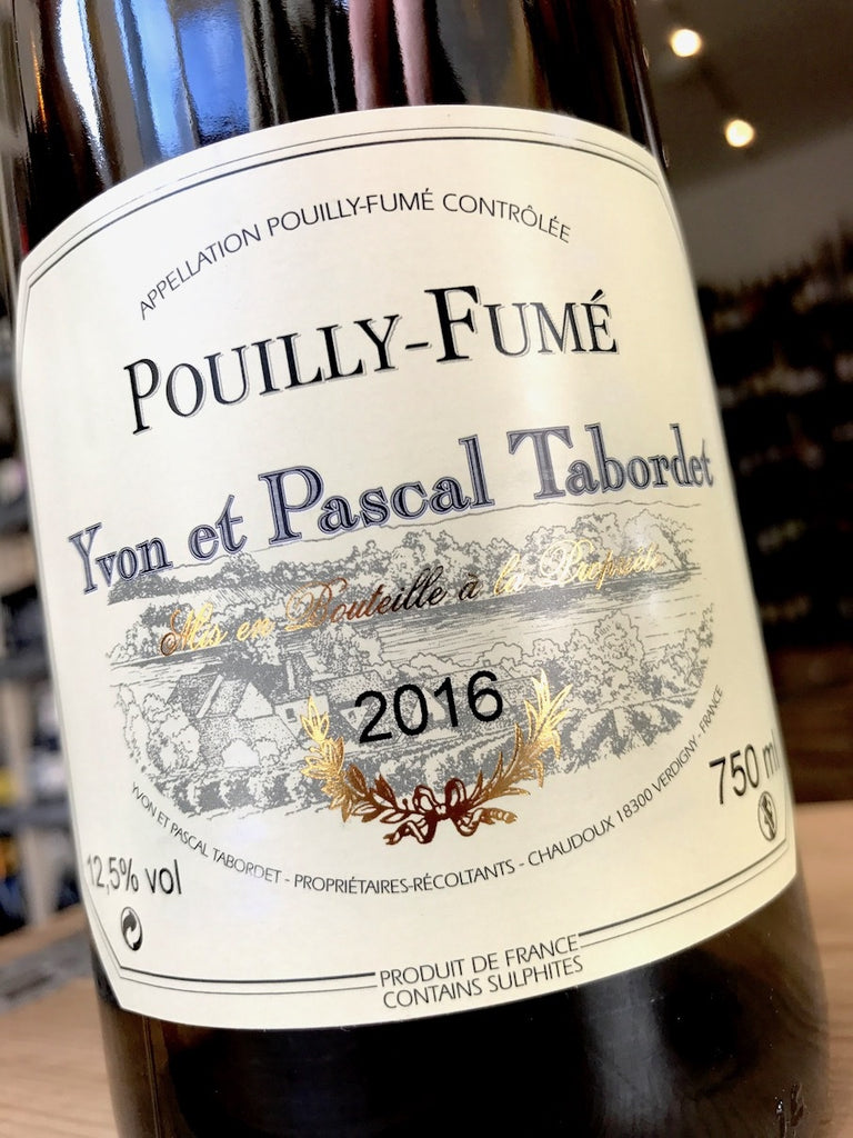 Domaine Tabordet Pouilly Fume 'Laurier' 2015 75cl