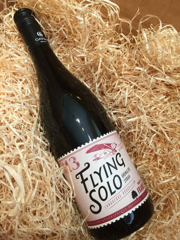 Domaine Gayda Flying Solo Rouge 2015 75cl