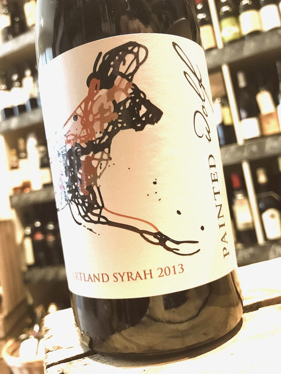 Painted Wolf Swartland Syrah 2013 75cl