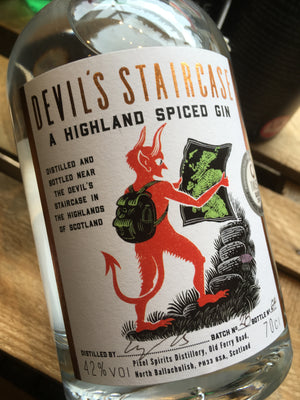 Devil's Staircase Gin 70cl