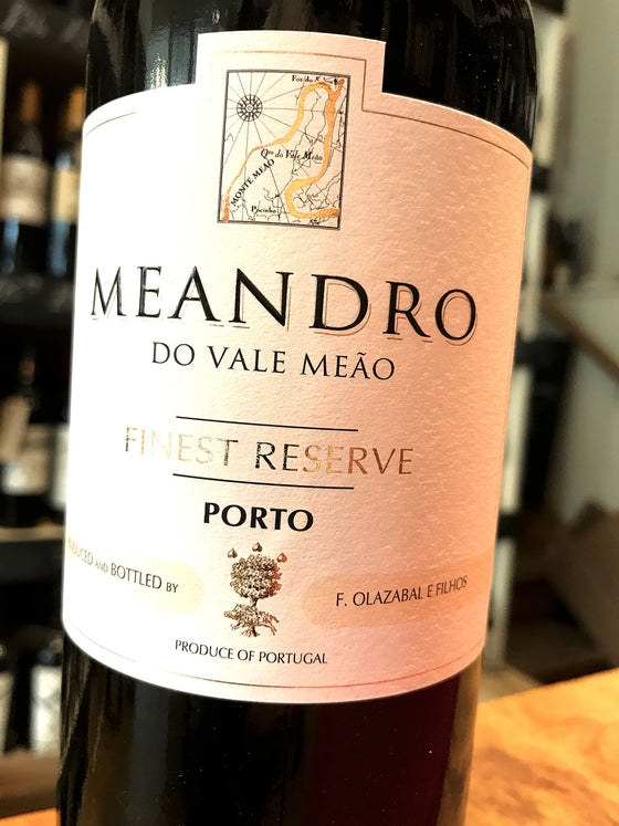 Meandro do Vale Meao Finest Reserve Port 75cl