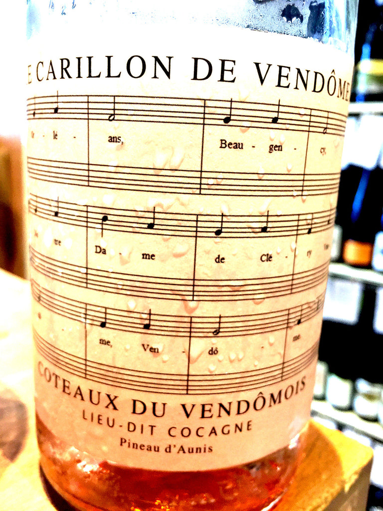 Le Carillon de Vendome Coteaux du Vendomois Rose 2015 75cl