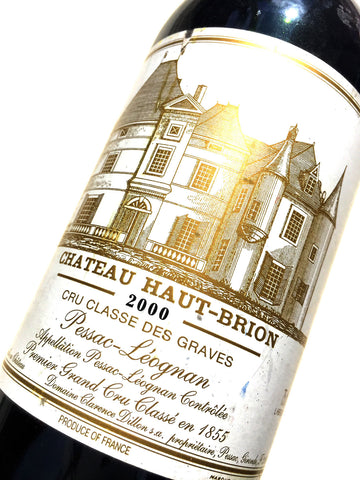 Chateau Haut Brion 2000 75cl
