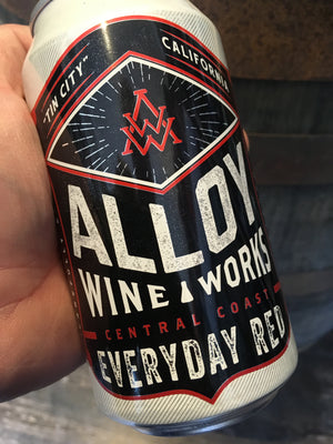 Alloy Wine Works Everyday Red 37.5cl