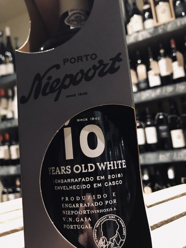Niepoort 10 Year Old White Port 75cl