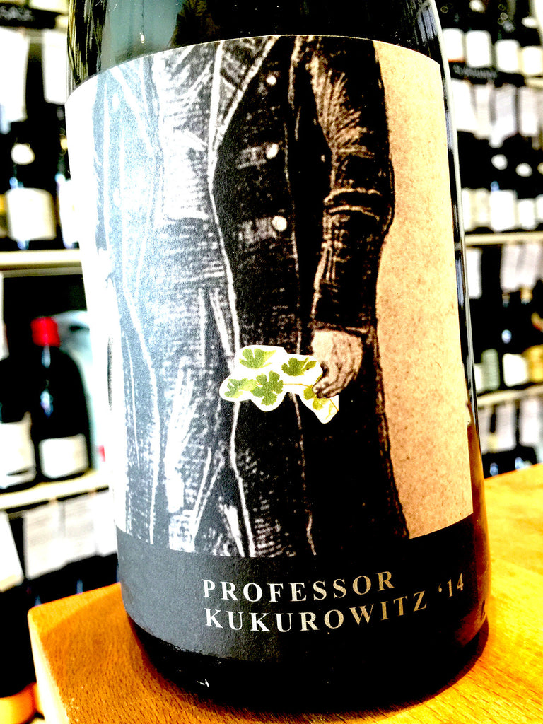 Blank Bottle Professor Kukurowitz 2014 75cl