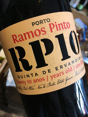 Ramos Pinto Quinta da Ervamoira 10 Year Old Tawny Port 75cl