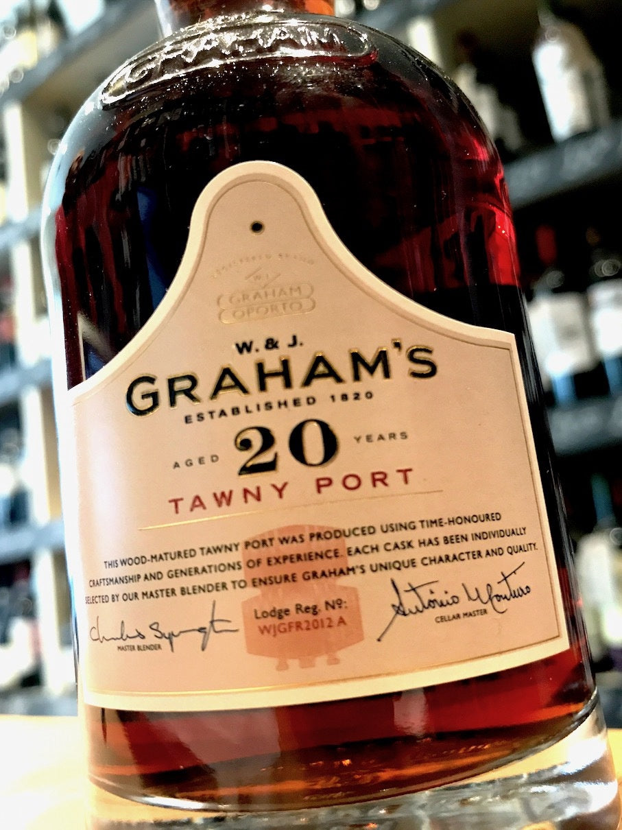Grahams 20 Year Old Tawny Port 20cl