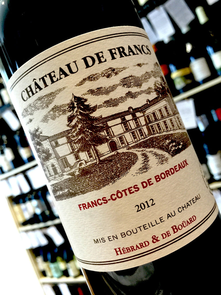 Chateau de Francs Franc-Cotes 2014 750ml