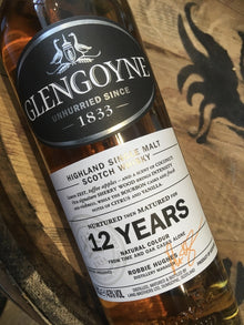 Glengoyne 12 Year Old 70cl